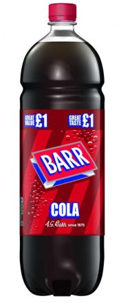 Barr Cola PM £1
