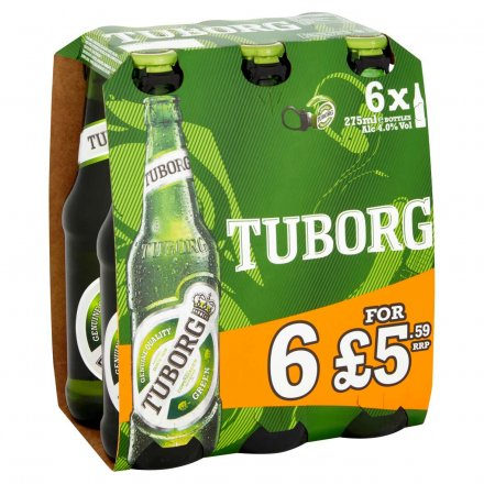 Tuborg PMP £5.59 6pk
