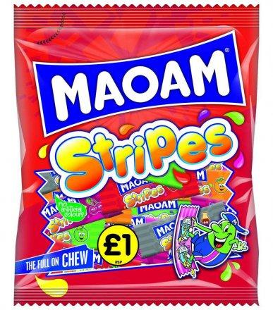 Maoam Stripes PM £1