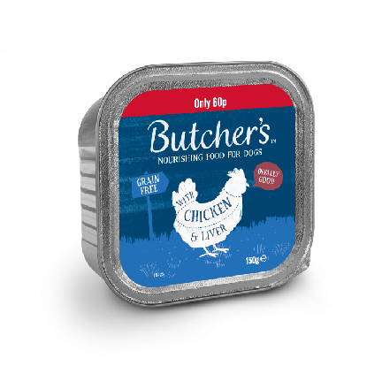Butchers Loaf Chicken & Liver PM 60p