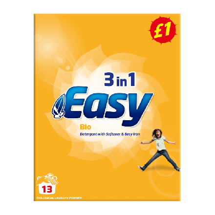Easy 3-In-1 Cleaning Powder PM £1