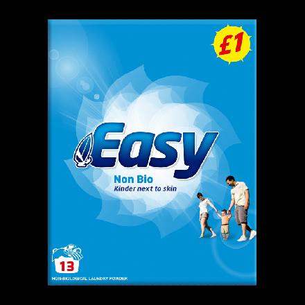 Easy Non-Bio Washing Powder PM £1