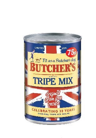 Butchers Tripe Mix PM 75p