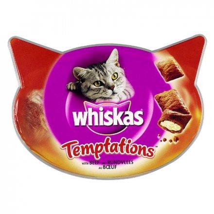 Whiskas Temptation Beef