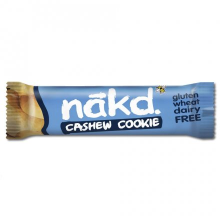 Nakd Cashew Cookie Bar