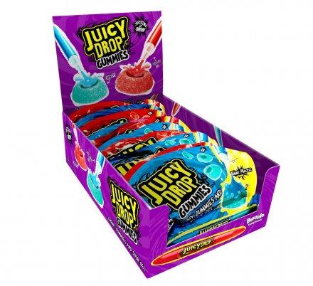 Bazooka Juicy Drop Gummies