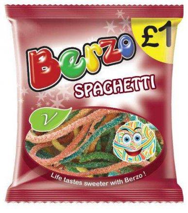 Berzo Spaghetti PM £1