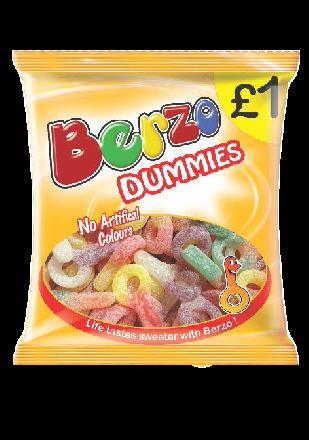 Berzo Dummies PM £1