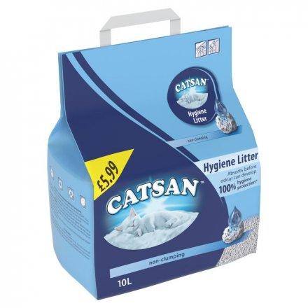 Catsan Hygiene Cat Litter PM £5.99