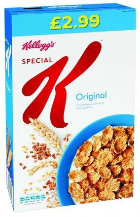 Kellogg's Special K PM £2.99
