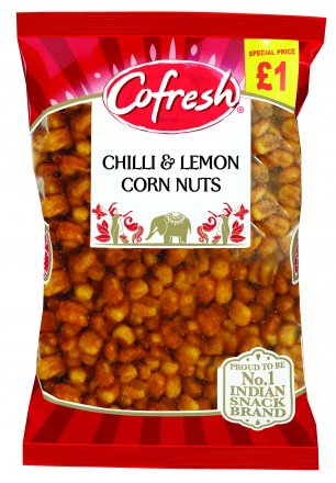 Corn Nuts Chilli & Lemon PM £1