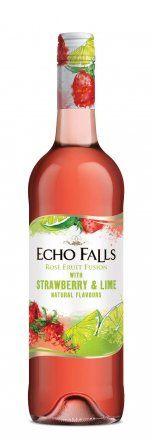Echo Falls Strawberry & Lime