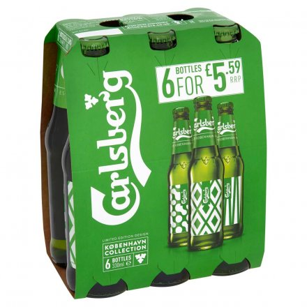 Carlsberg PMP £5.59 6Pk