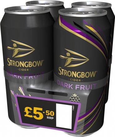 Strongbow Dark Fruit PMP