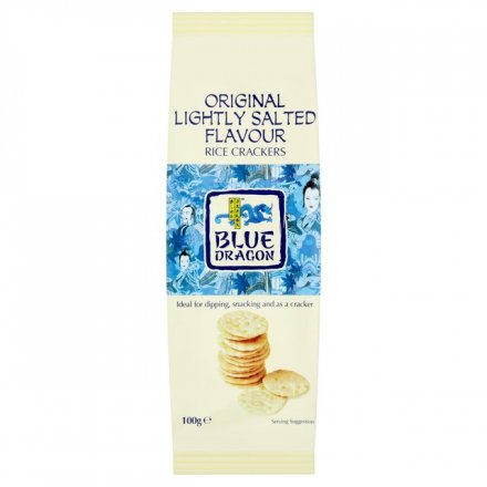 Blue Dragon Rice Cracker Salt
