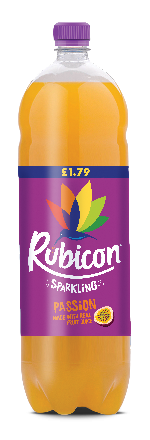 Rubicon Passion Drink PM £1.79