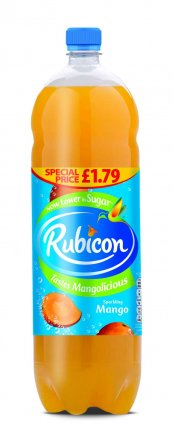 Rubicon Mango Drink PM £1.79