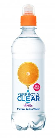 Perfectly Clear Still Orange