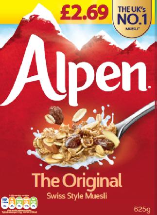 Alpen Original PM £2.69