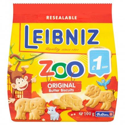 Bahlsen Zoo Original Biscuits PM £1