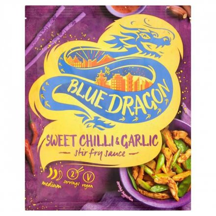 Blue Dragon Sweet Chilli & Garlic Stir Fry Sauce PM 89p