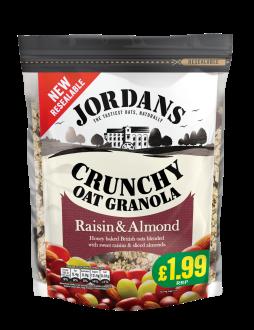 Jordans Crunchy Oat Granola PM £1.99