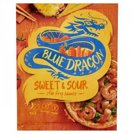 Blue Dragon Sweet & Sour Stir Fry Sauce PM 89p