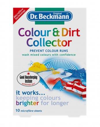 Dr Beckmann Colour & Dirt Collector - 10 Sheets