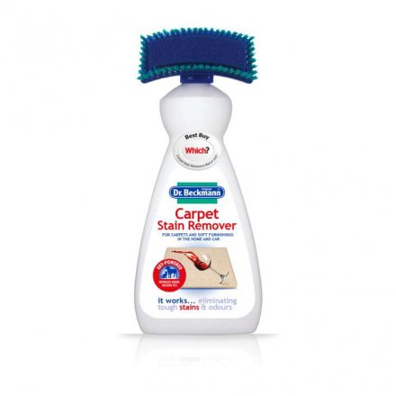 Dr Beckmann Carpet Stain Remover with Brush