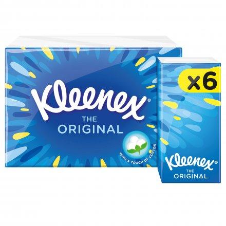 Kleenex Original Pocket Tissues