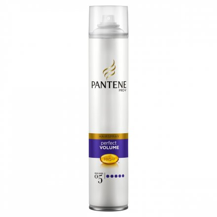 Pantene Hairspray Volume And Body