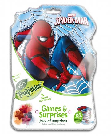 Fruitickles Spiderman Bag