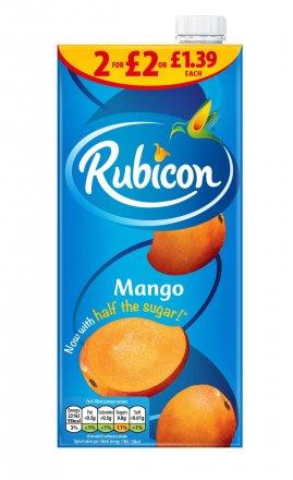 Rubicon Mango Tetra PM £1.39/£2