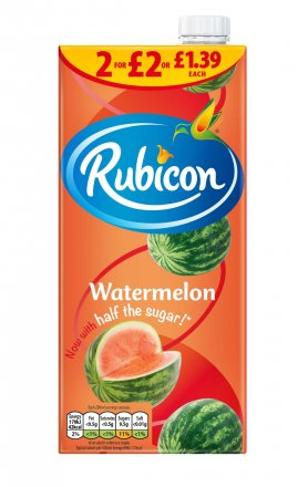 Rubicon Watermelon Tetra PM £1.39/£2