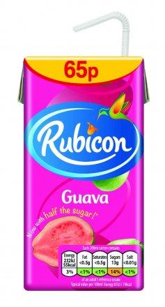Rubicon Guava Tetra 65p