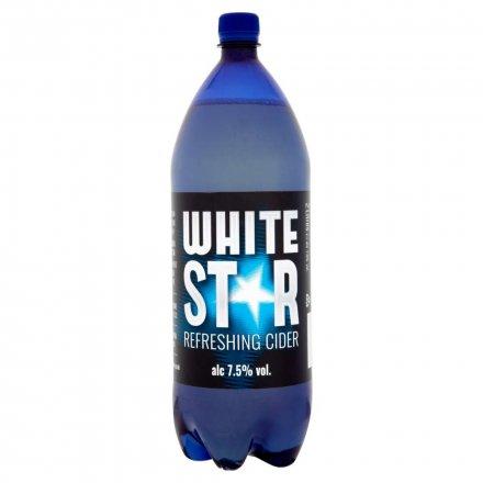 White Star Cider Pet
