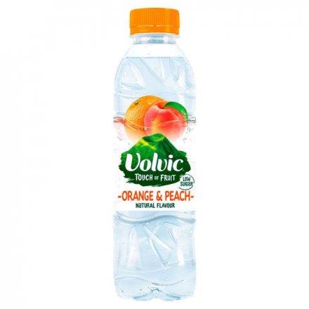 Volvic TOF Orange & Peach