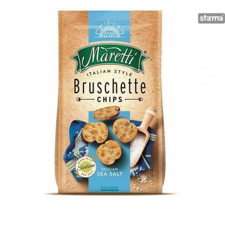 Bruschette Maretti Sicilian Sea Salt