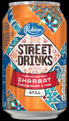 Rubicon Street Drink Sharbat