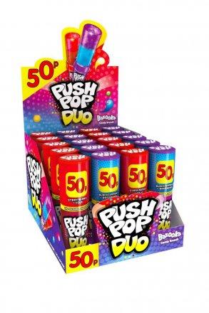 Bazooka Push Pop Duo PM 50p