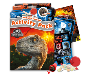 Jurassic World Activity Pack