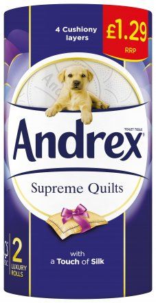 Andrex Supreme Quilts PM 1.29