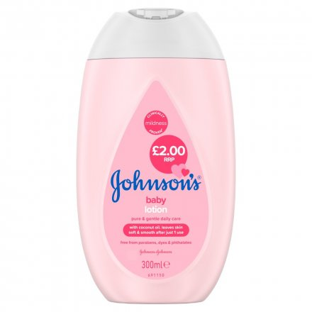 Johnsons Baby Lotion PM £2