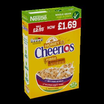 Nestle Honey Cheerios PM £1.69