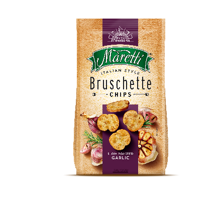 Bruschette Maretti Slow Roasted Garlic
