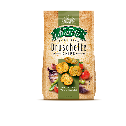 Bruschette Maretti Mediterranean Vegetables
