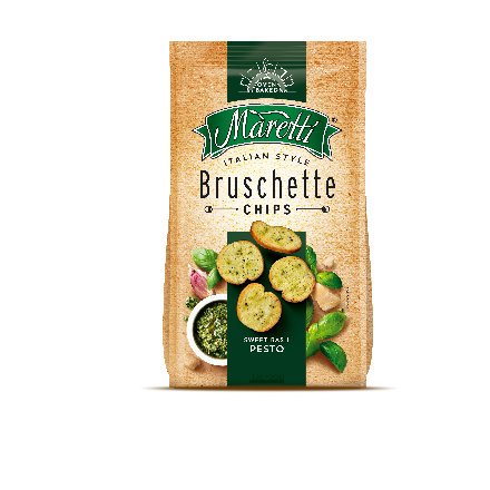 Bruschette Maretti Sweet Basil Pesto