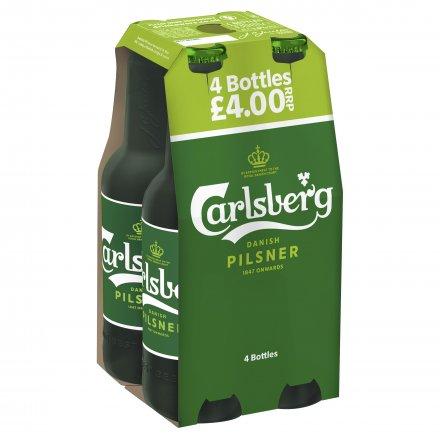 Carlsberg Pilsner NRB PMP