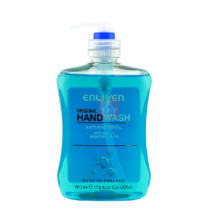 Enliven Hand Wash Original Antibacterial Non PM