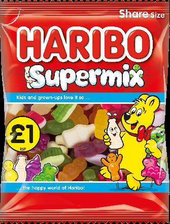 Haribo Supermix PM £1